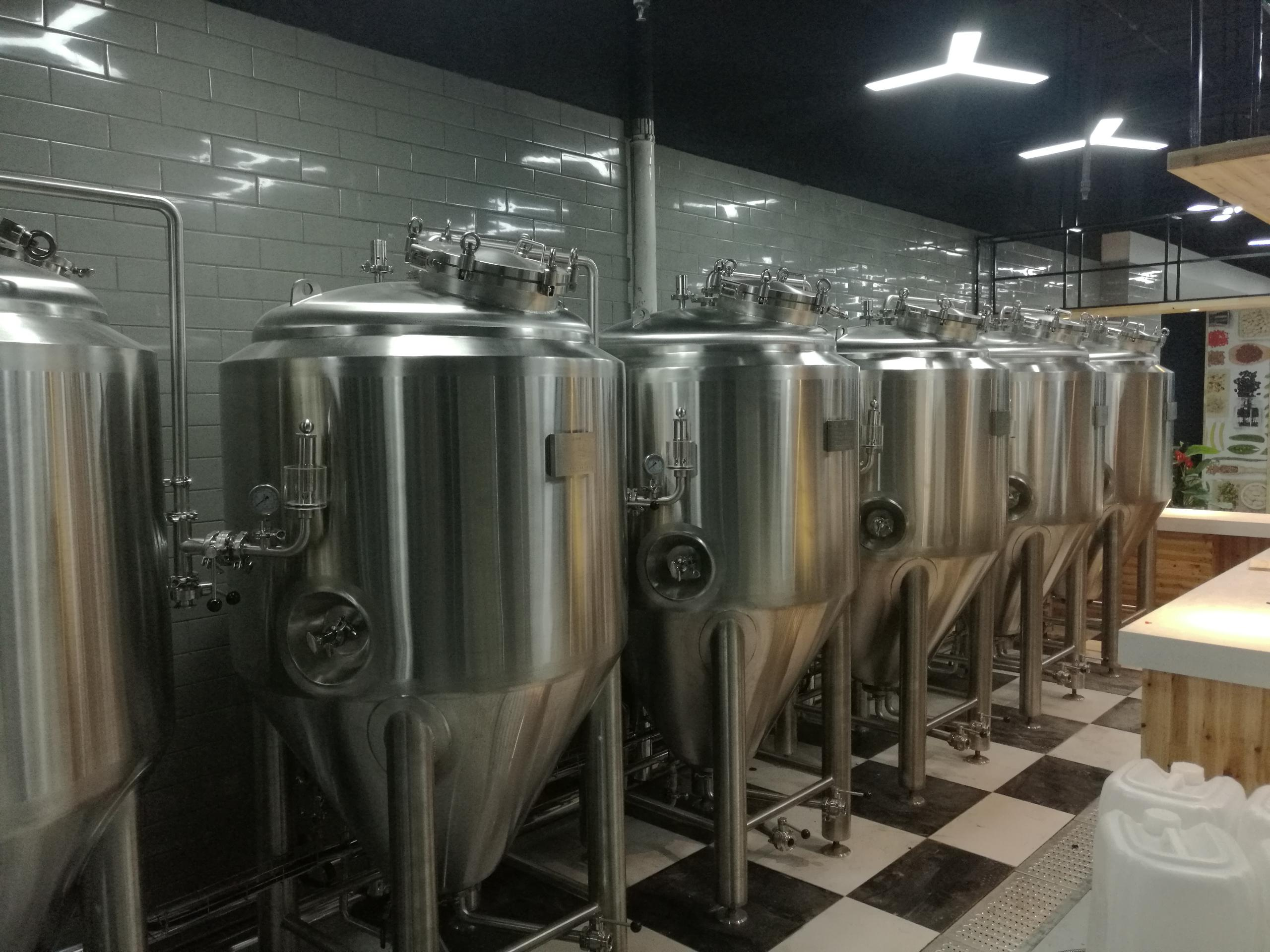 What is a good fermentation process for craft beer?