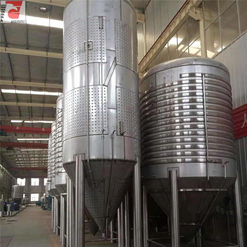 Beer fermentation tanks for sale China professional brewery tanks manufacturer