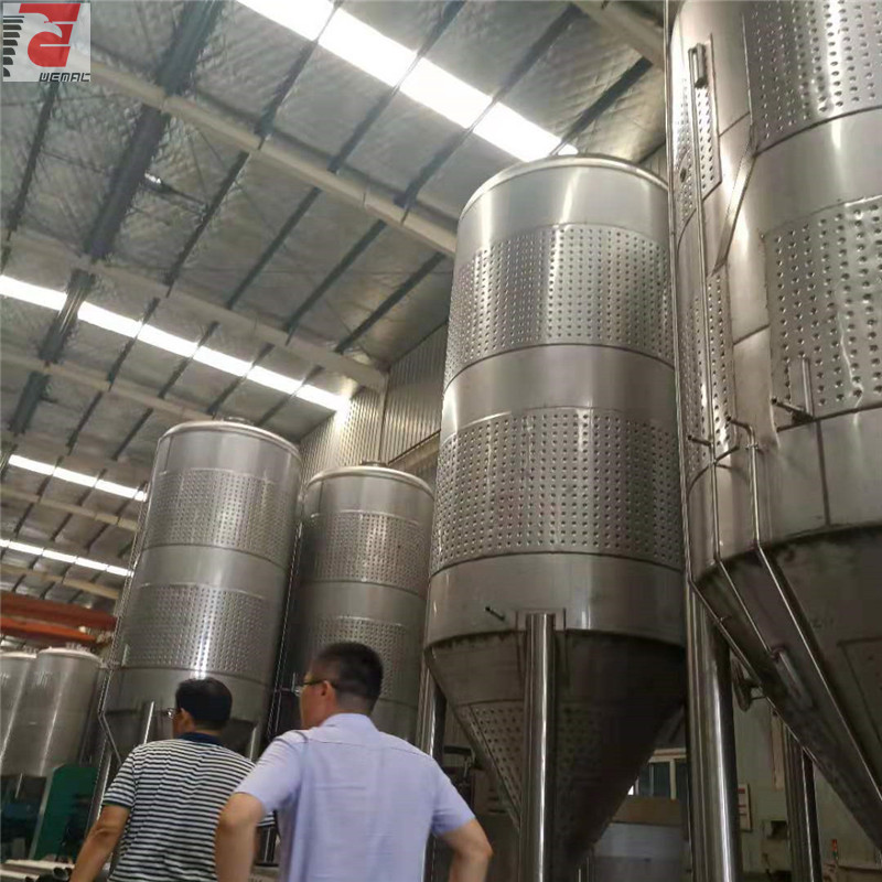 SUS304 10000L AUTO complete beer brewing system export to South Korea Chinese supplier Zo7