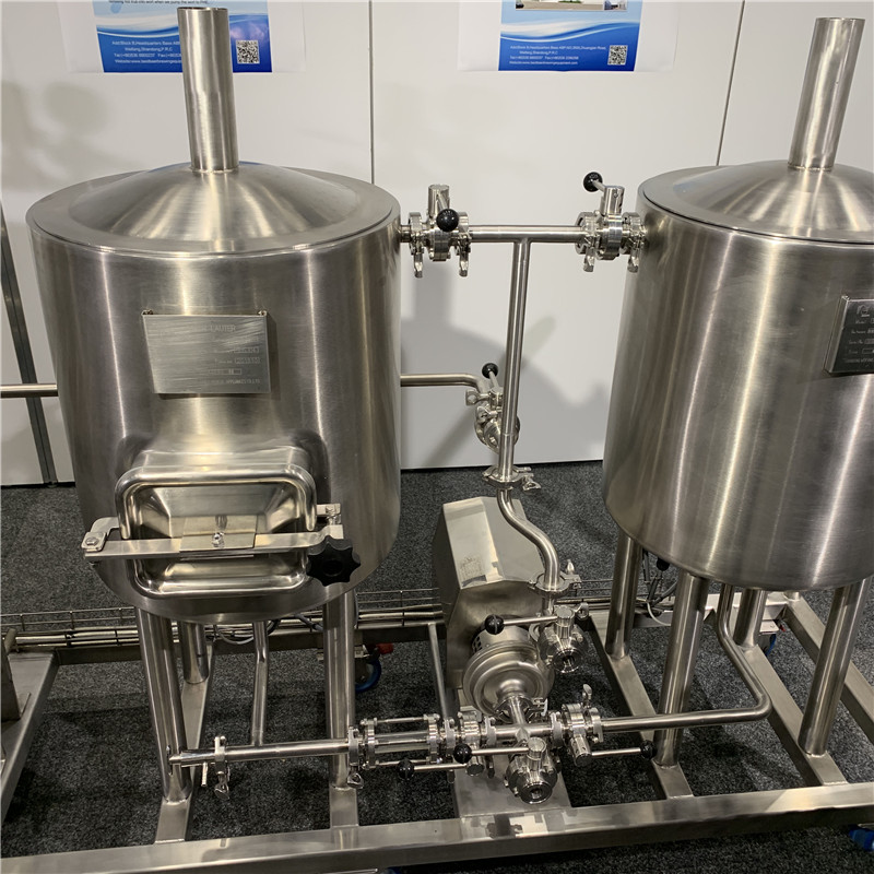 50L Small beer brewery for sale WEMAC G034