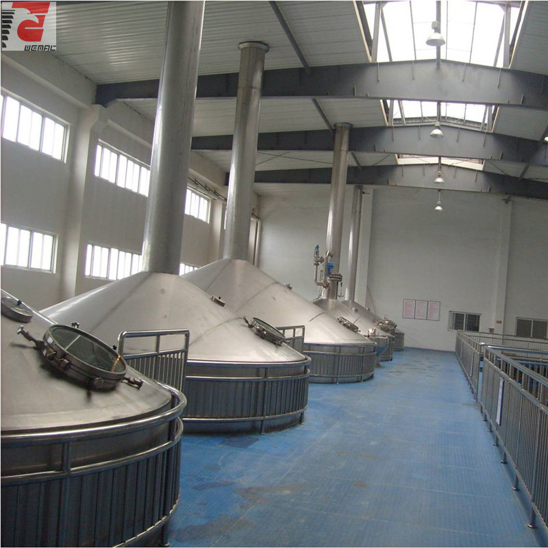 Beer production equipment and beer making equipment for sale China manufacturer