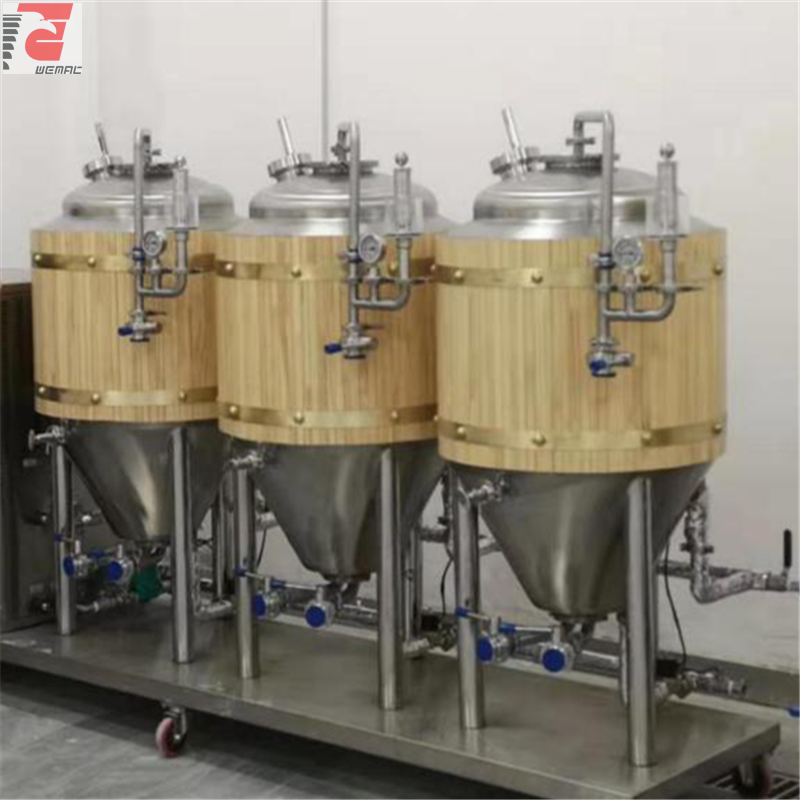 Copper beer brewery equipment Chinese professional manufacturer