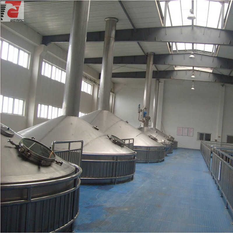 Brewhouse beer mash system Chinese supplier