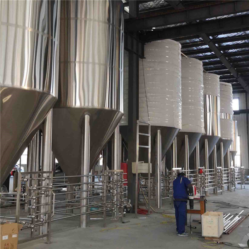 5000L Turnkey Craft brewing equipment china factory for sale in Europ WEMAC G067