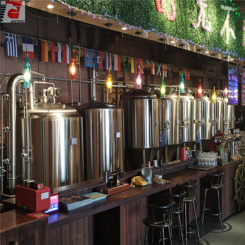 China beer brewing equipment and Chinese brewing systems for sale