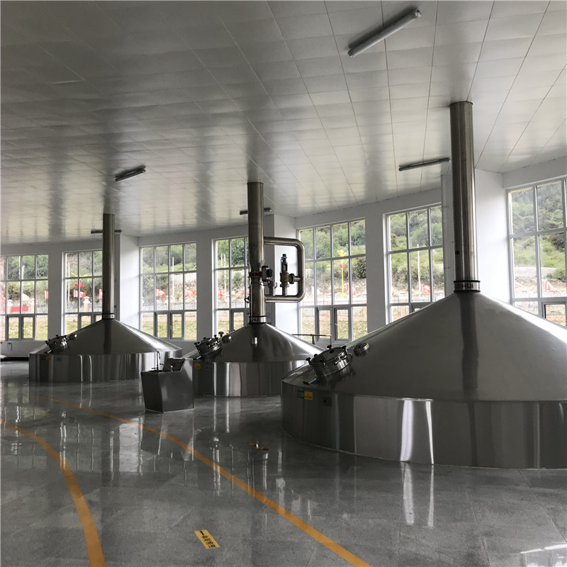 10000L commercial brewery WEMAC G036