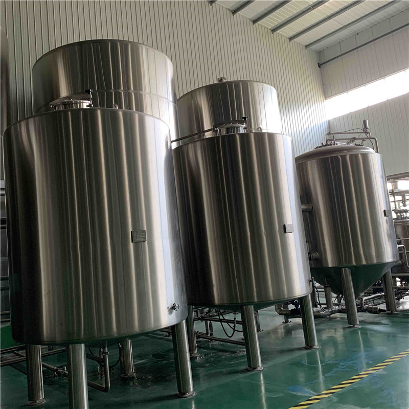 10000L commercial beer brewing systems WEMAC G012