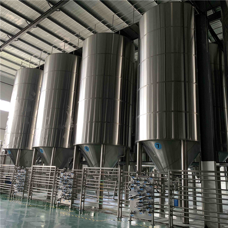 10000L Commercial beer brewing equipment WEMAC G011