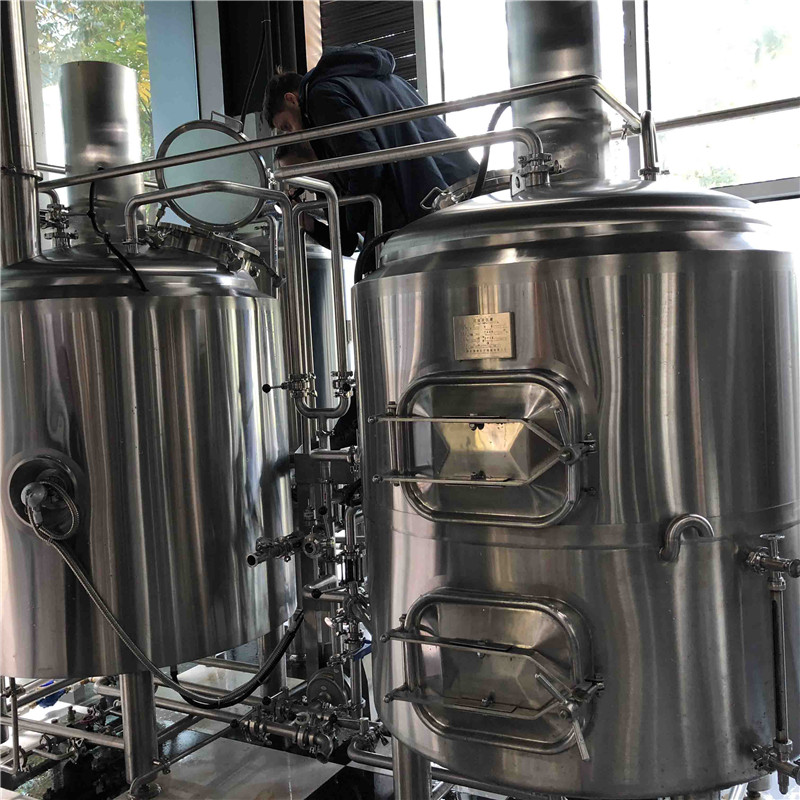 500L pilot brewery equipment for sale china factory  WEMACG073