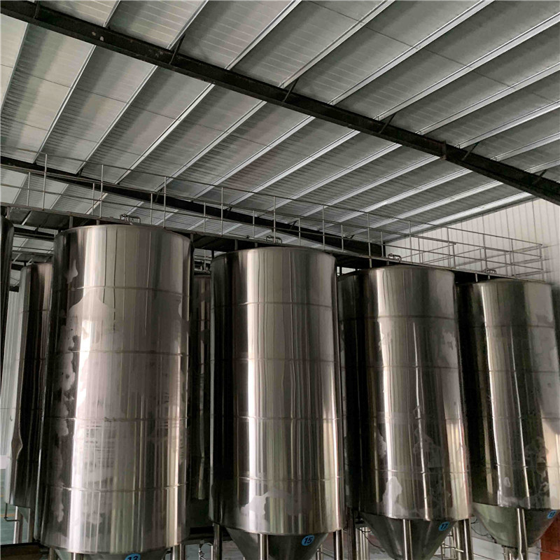 Top quality 10000L commercial brewery  china factory sale in Europ  WEMAC G079