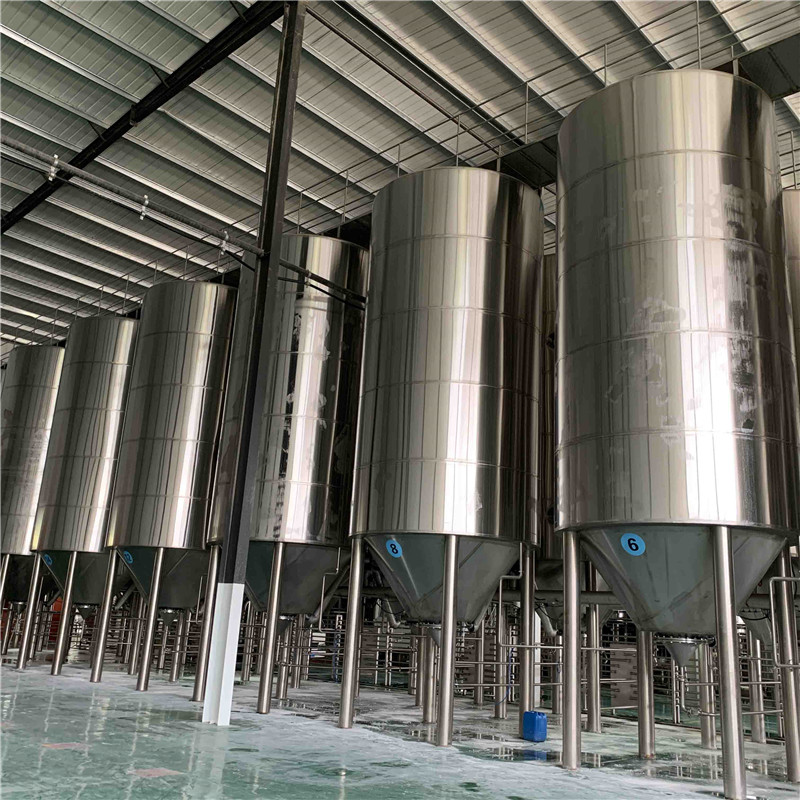100HL commercial beer brewing equipment manufacturers  china factory  WEMAC G074