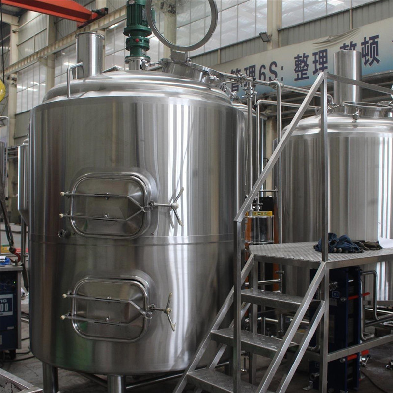 1500L Complete beer brewing system beer brewing equipment manufacturers WEMAC Y012