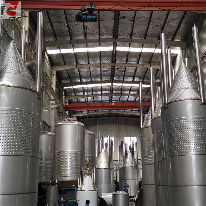 UK   safe and convenient  manhole complete beer brewing equipment of SUS304 316 from China manufactures W1