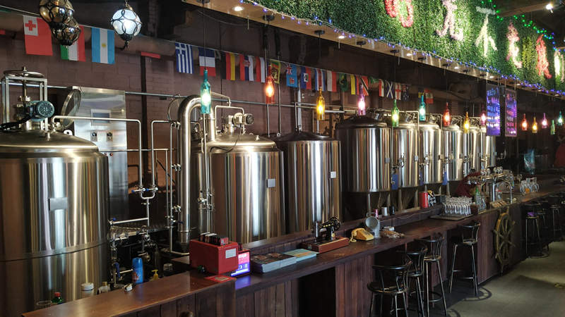 WEMAC Beer brewing equipment micro brewery 100L 20...
