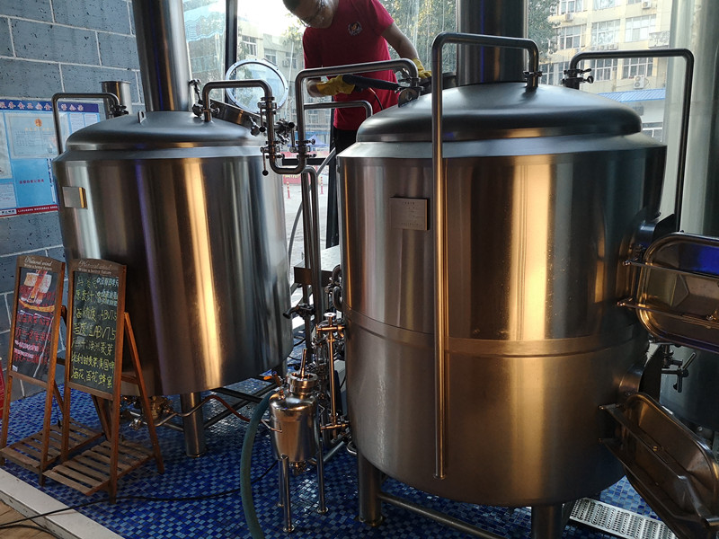 Craft beer equipment (saccharification tank) characteristics and detailed parameters