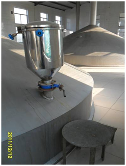 High-quality and efficient beer brewing auxiliary equipment of SUS304 316 from China W2