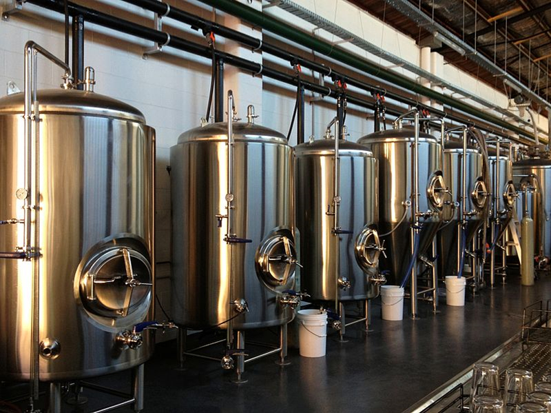 Craft draft fresh beer brewing equipment for sale ...