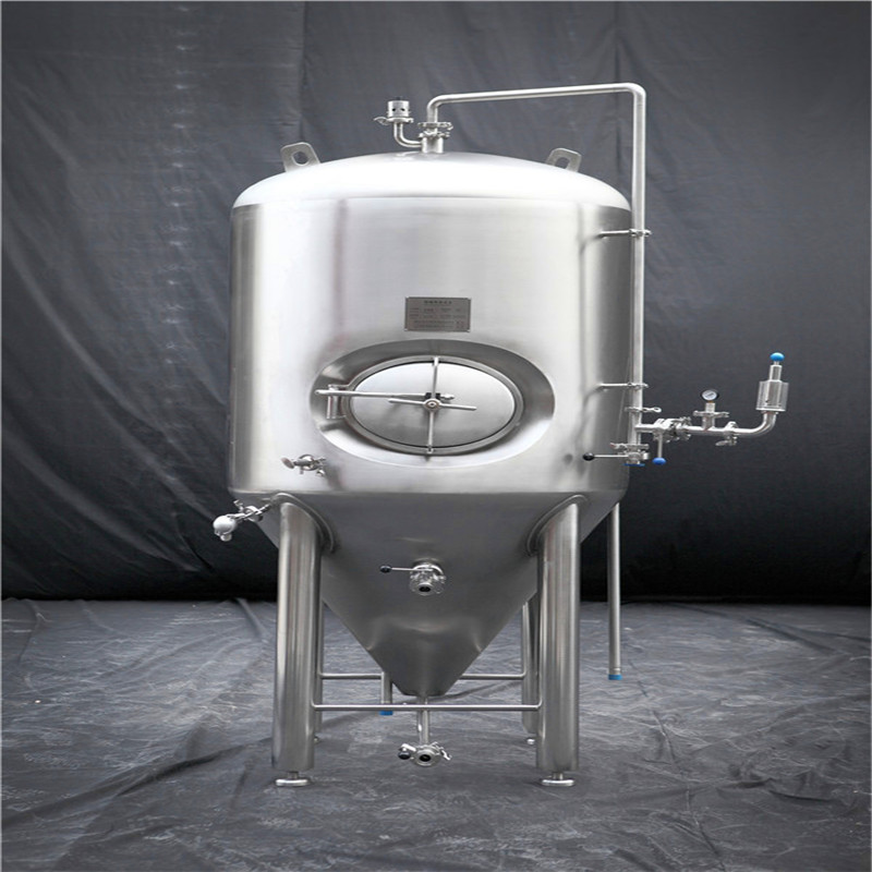2600L brewery fermentation tanks conical fermenter WEMAC Y003