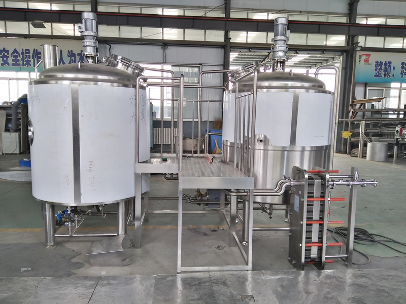 3BBL 500L 5HL Restaurant Hotel Micro brewery Craft...