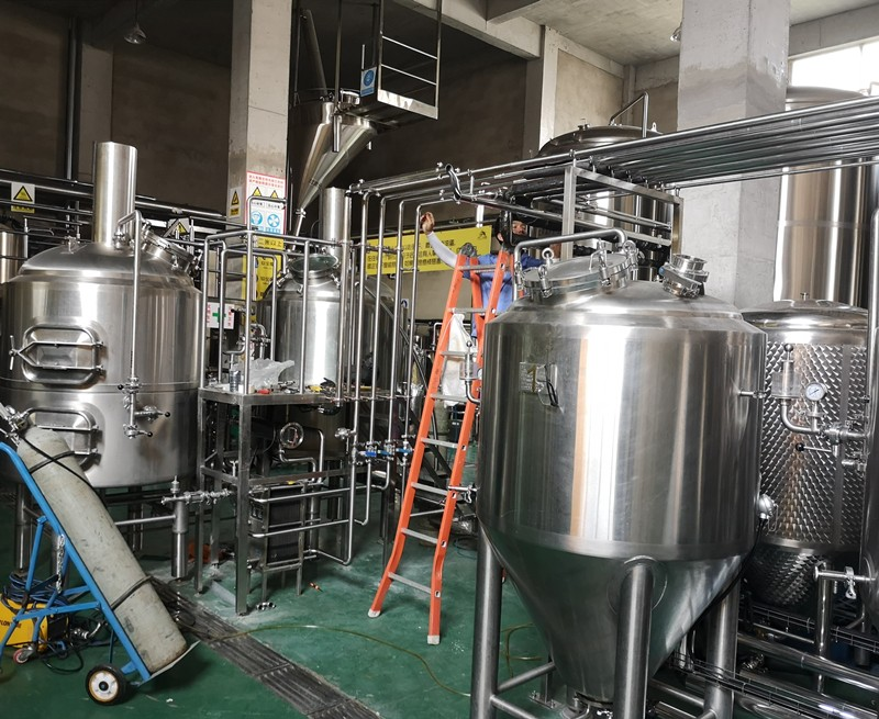500L Germany type beer equipment.jpg