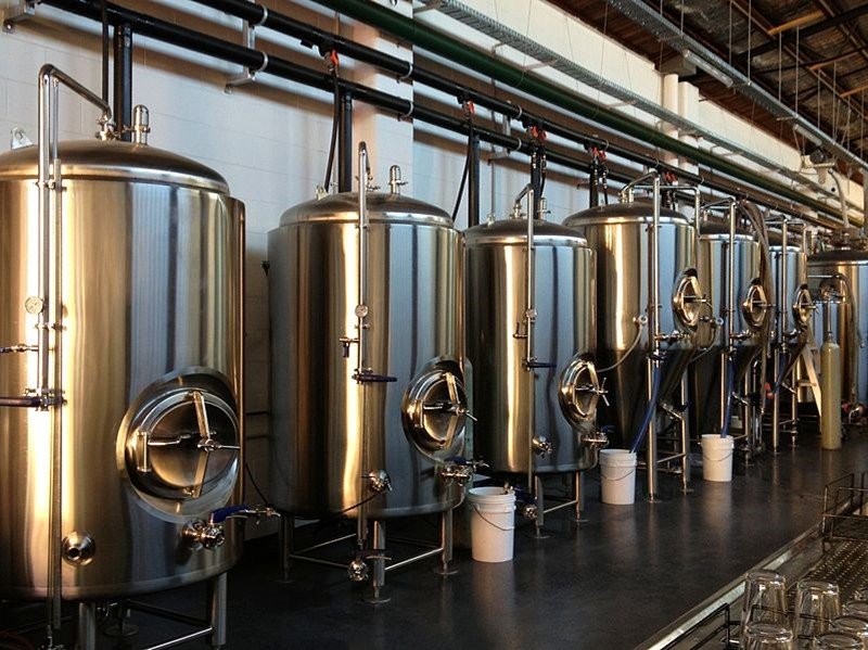 draft beer-craft beer-beer brewing-beer brewery-brewhouse-fermentation tank-fermenter.jpg