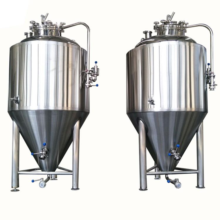 Beer brewing-beer fermentation-fermentation tank.jpg