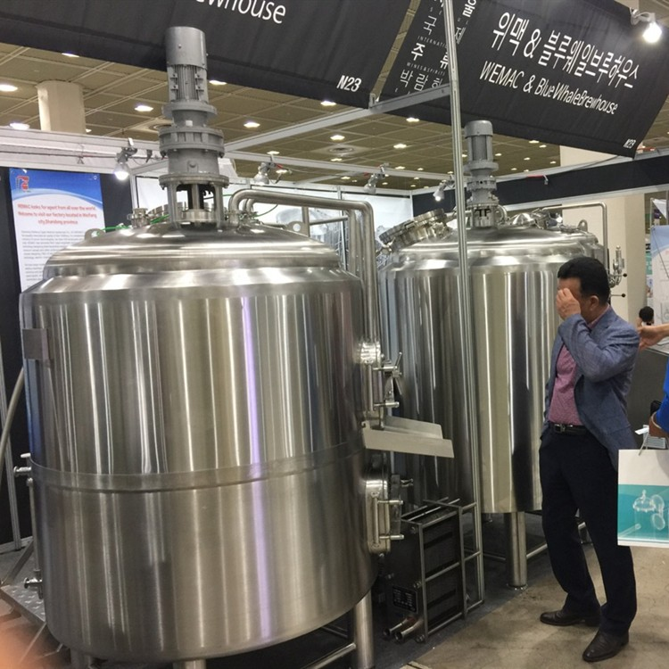 double wall vessels-beer brewing tanks-conical tank for beer making.jpg