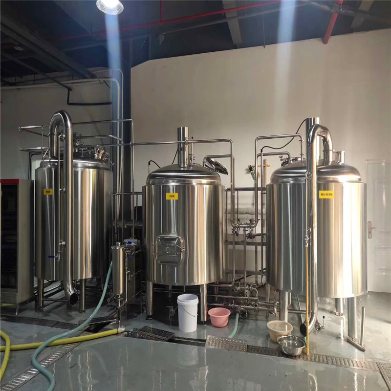 5000L Industrial brewing equipment prices industrial beer equipment WEMAC Y024