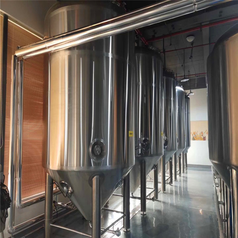 Fermentation vessel beer stainless steel beer fermentation tank WEMACY067