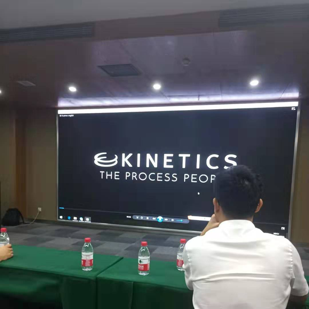 WEMAC has just built cooperative relationship with KINETICE project installation company in USA