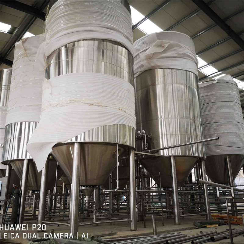 100HL turnkey brewery equipment for sale china factory WEMAC G055
