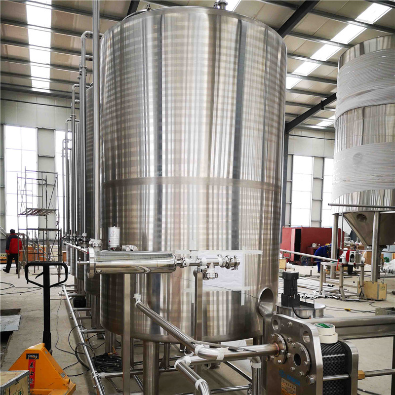 100HL craft beer equipment for sale china factory WEMAC G054