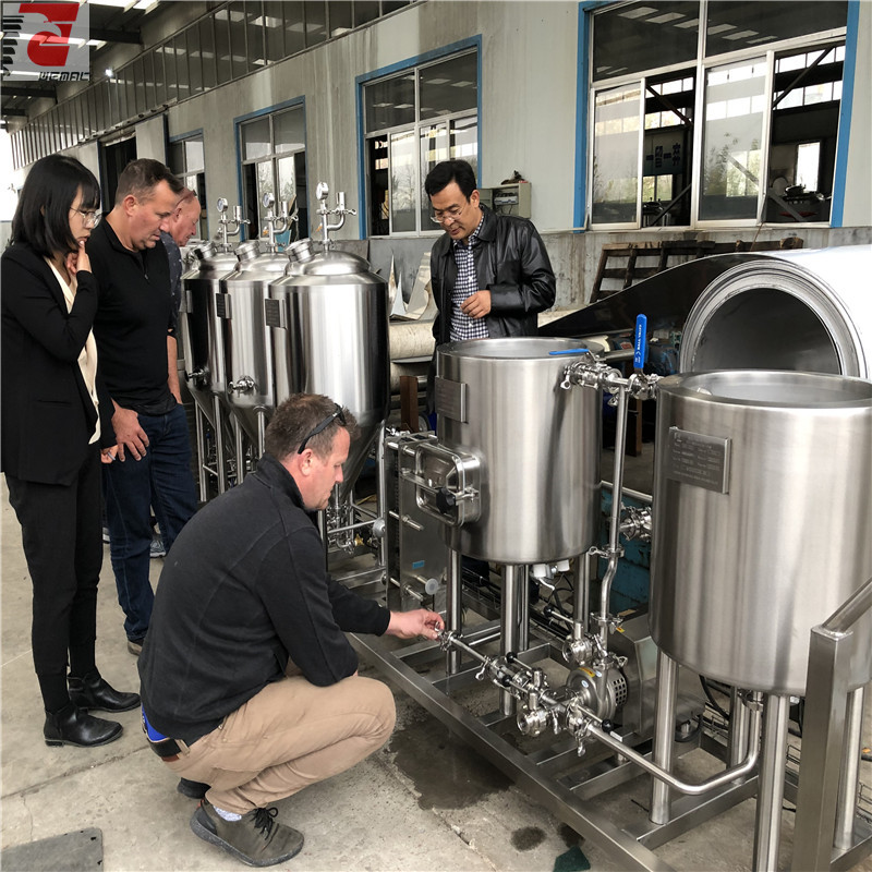 Microbrewery equipment for sale China manufacturer