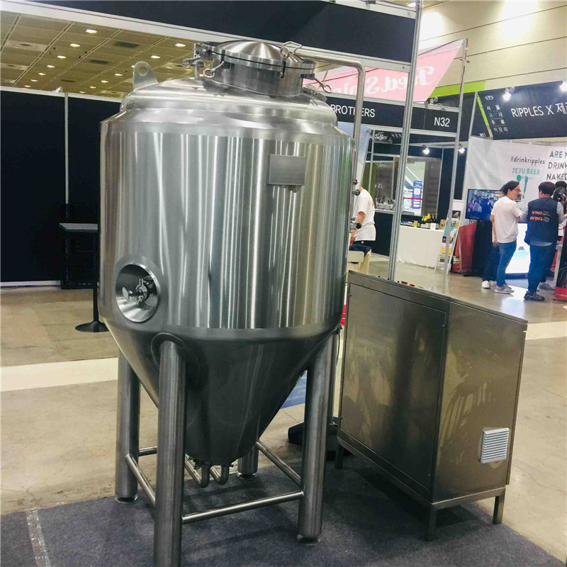 500Lprofessional brewing equipment for sale WEMAC G053