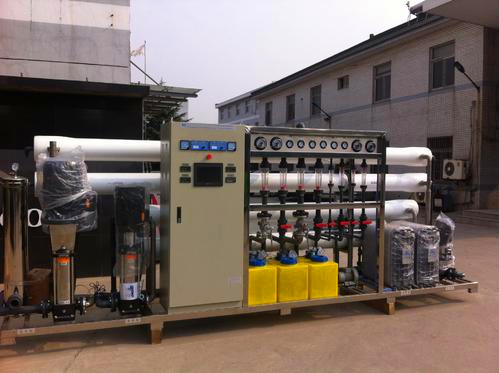 Venezuela high performance double reverse osmosis permeable filtration system of SUS304 from China manufacturer 2020 W1