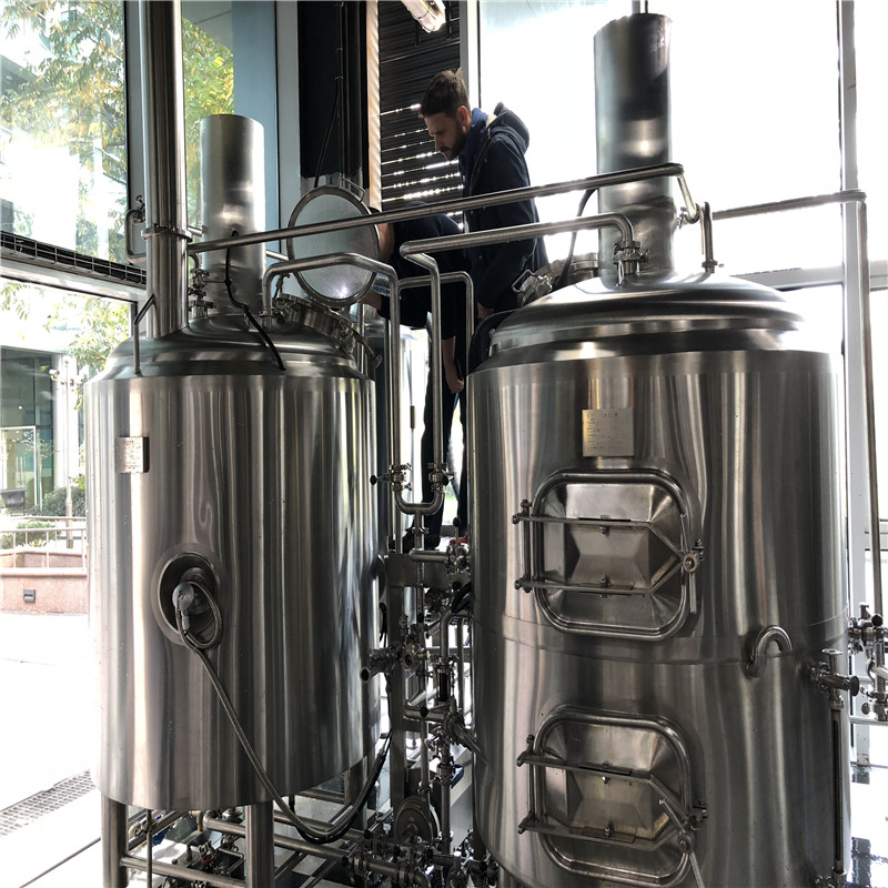 Professional brewing equipment beer brewing equipment for sale WEMAC Y047