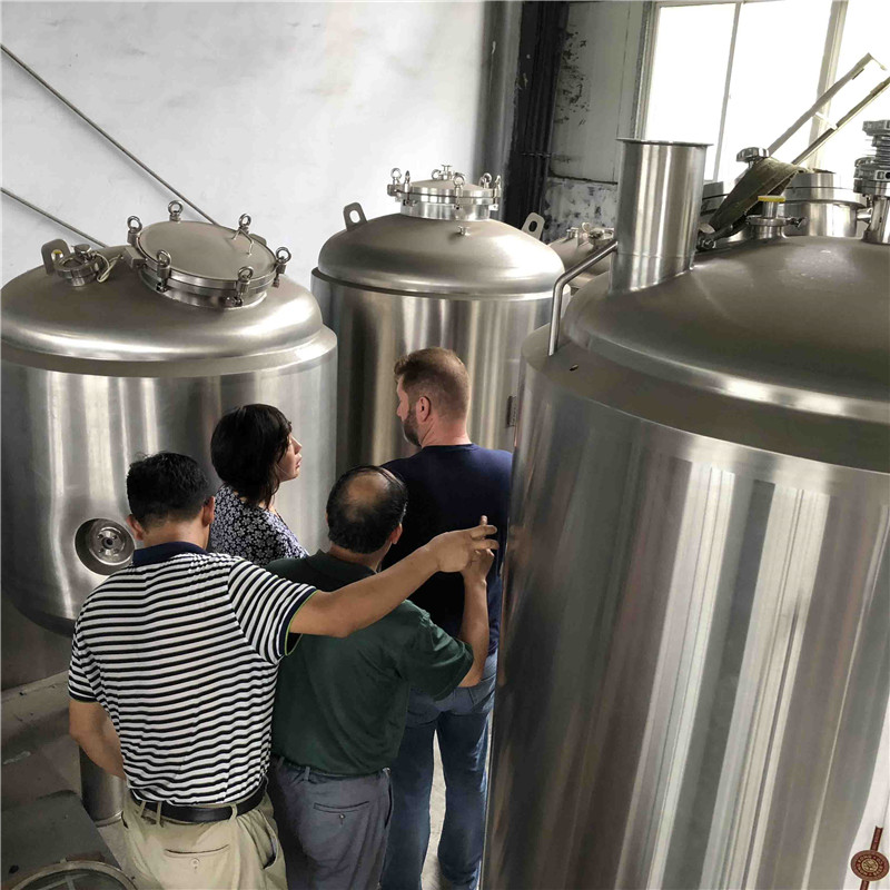 China Small beer brewery For Sale WEMAC G024
