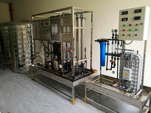 Belgium efficient single reverse osmosis permeable filtration system of Stainlesss steel from China factory 2020 W1