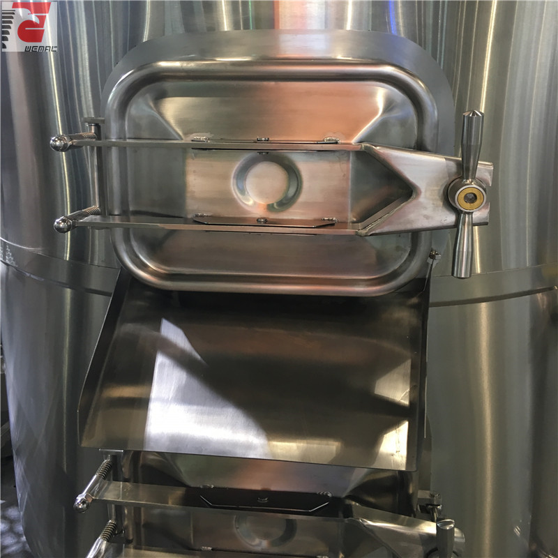 500-2000L small beer brewery equipment for sale WEMAC H022