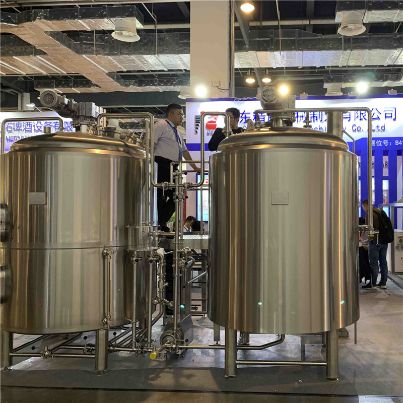 china craft beer making equipment factory for sale in Canada WEMAC G042