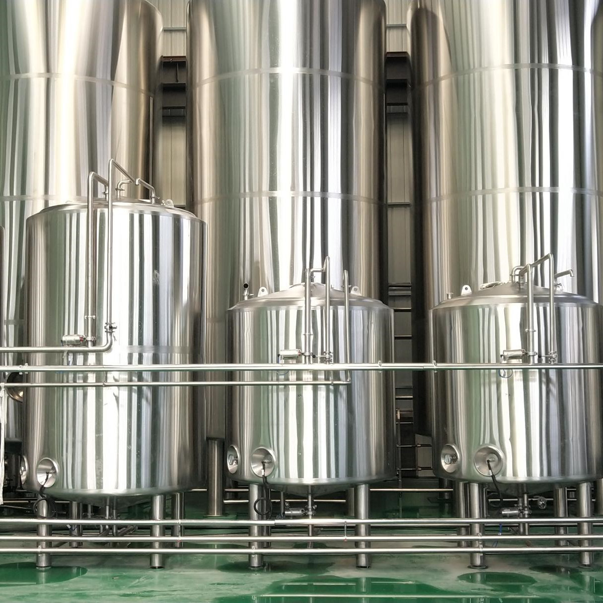high quantity stainless steel beer brewing fermentation tanks hot sell in USA from Chinese factory Z1