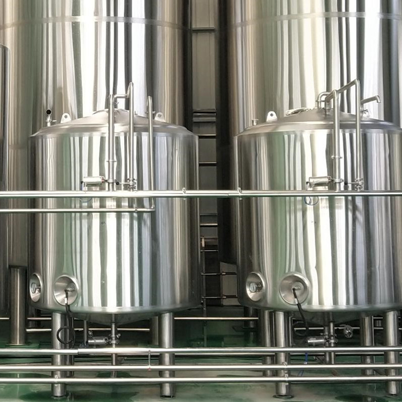 Chinese factory supply whole set of stainless steel commercial beer brewing equipment ZZ