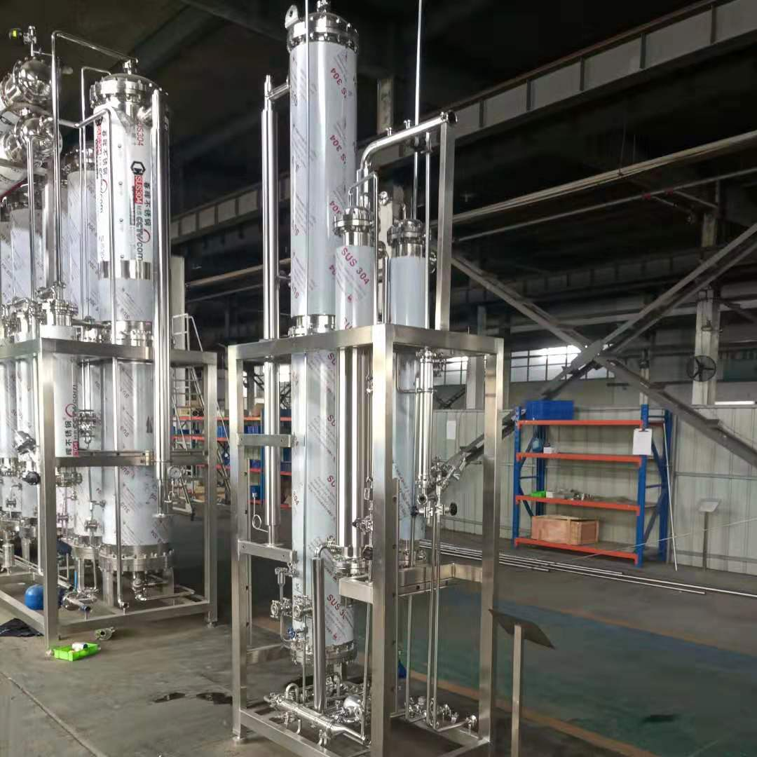 The importance of steam generators in the beer industry