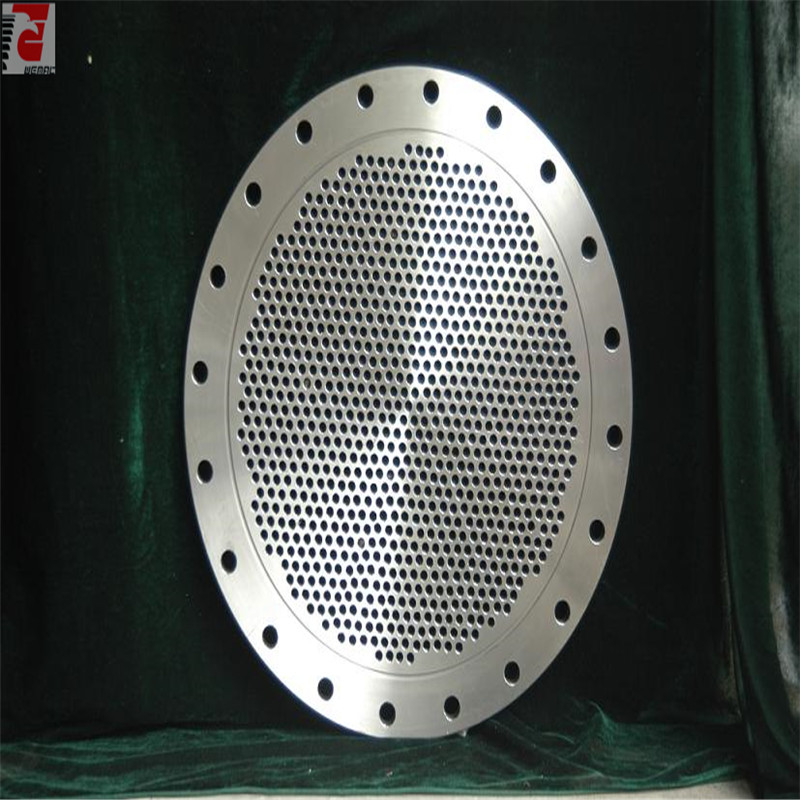 Tube and shell heat exchanger WEMAC S019