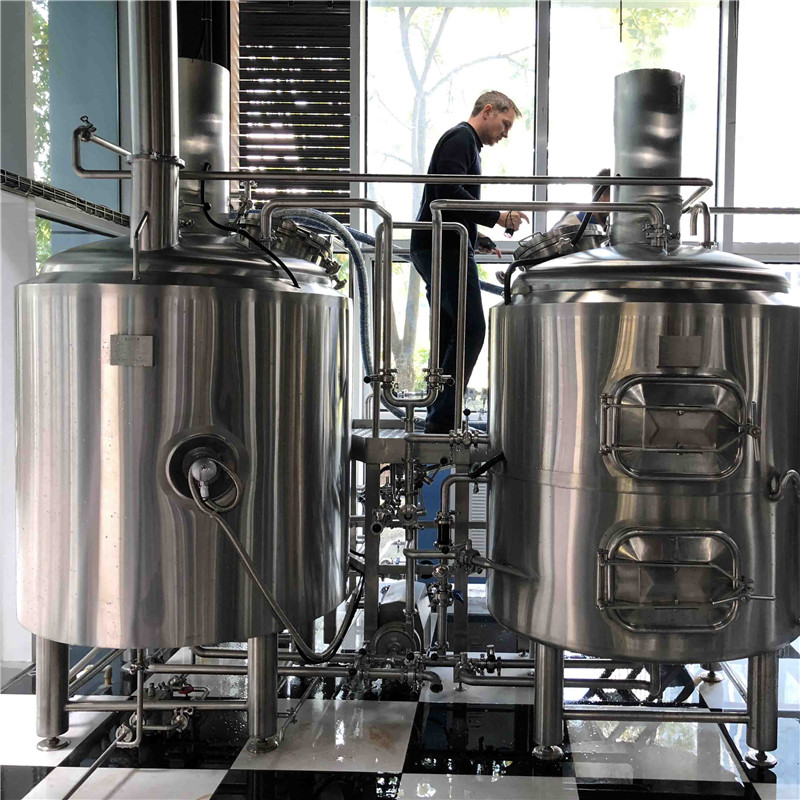 Peru small microbrewery equipment of stainless ste...