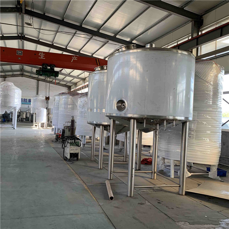 2000L  craft beer equipment for sale in Canada WEMAC G046