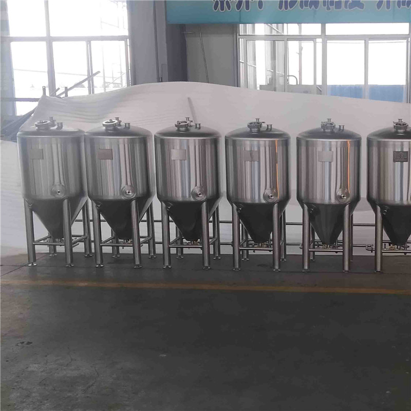 Top 100L turnkey brewery equipment for sale china factory WEMAC G076