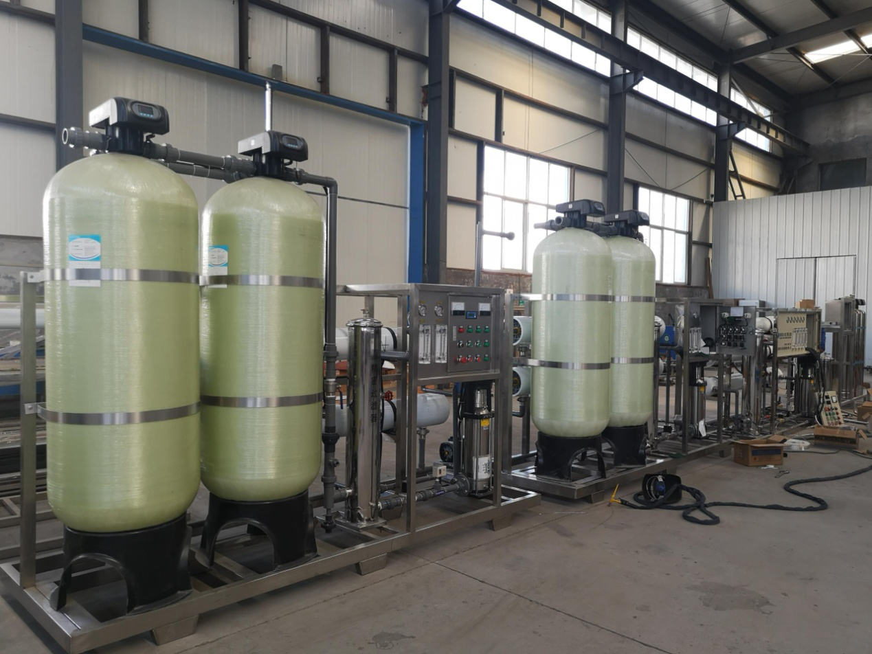 Ultrafiltration water purification equipment for sell from Chinese factory  ZZ