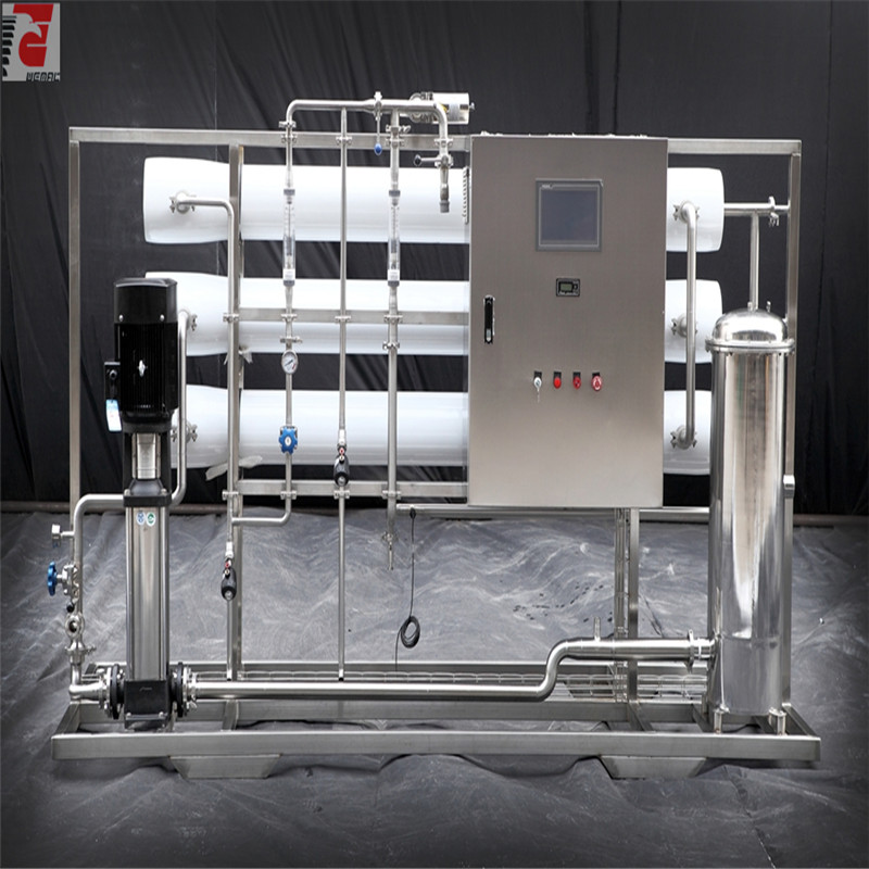 Purified water system in pharmaceutical industry for sale WEMAC S012