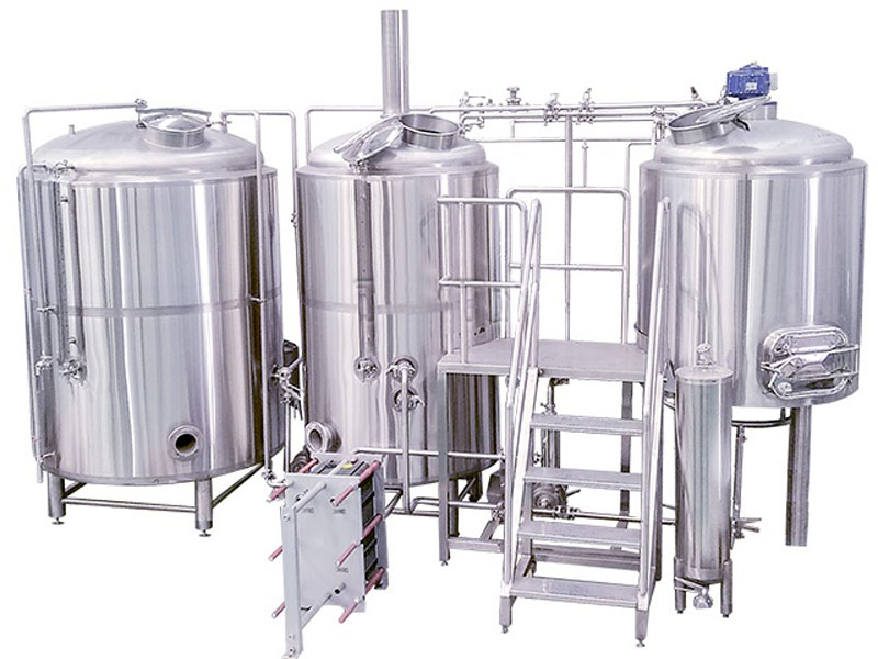 1000L 7BBL Turnkey beer brewery brewing brewhouse ...